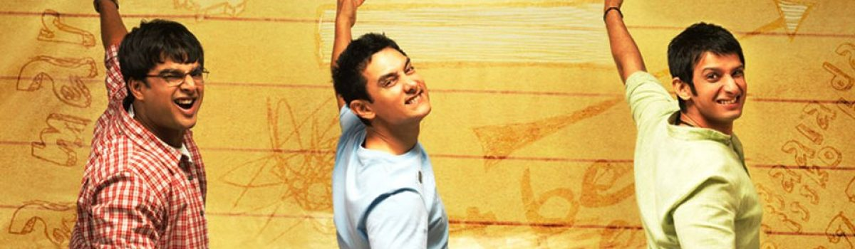5 Things to Learn from 3 Idiots