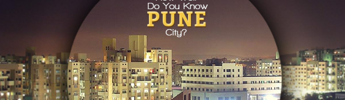 The New Boy In Town (Pune)