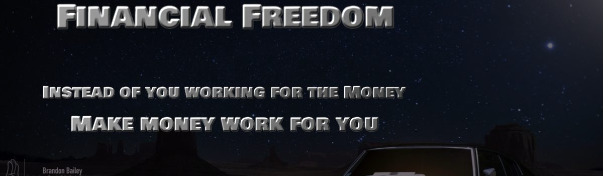 Financial Freedom must be your Primary Goal